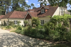 Large Country Garden in Surrey